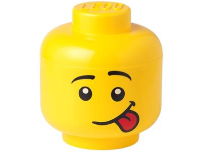 5006161 LEGO Storage Head Small (Silly)