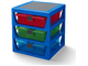 Transparent Blue LEGO Rack System thumbnail