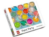 5006203 LEGO Jigsaw Paint Party Puzzle