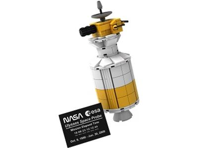 5006744 LEGO Ulysses Space Probe