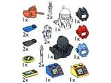 5160 LEGO Aquazone Accessories