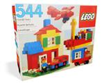 544 LEGO Basic Building Set