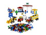 5483 LEGO Make and Create Ready Steady Build and Race Set