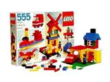 555-2 LEGO Basic Building Set