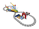 5609 Duplo LEGO Ville Deluxe Train Set