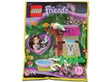 561411 LEGO Friends Cat and scenery