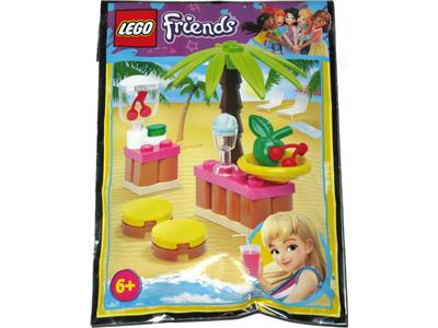 562006 LEGO Friends Beach Bar