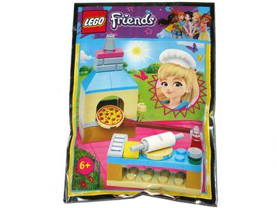 562011 LEGO Friends Stephanie's Bakery