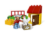 5644 LEGO Duplo Farm Chicken Coop