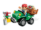 5645 LEGO Duplo Farm Bike