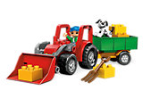 5647 LEGO Duplo Farm Big Tractor