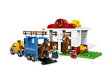 5648 LEGO Duplo Farm Horse Stables