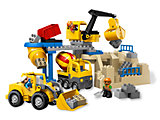5653 LEGO Duplo Construction Stone Quarry