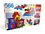 566 LEGO Basic Building Set