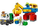 5691 LEGO Duplo Toy Story Alien Space Crane