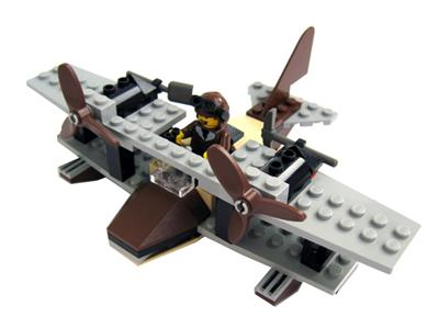 LEGO 5925  Adventurers Jungle Pontoon Plane  NEW