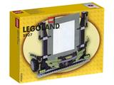 5927 LEGO Racers Picture Frame