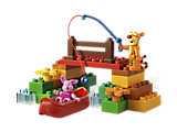 5946 LEGO Duplo Winnie the Pooh Tigger's Expedition