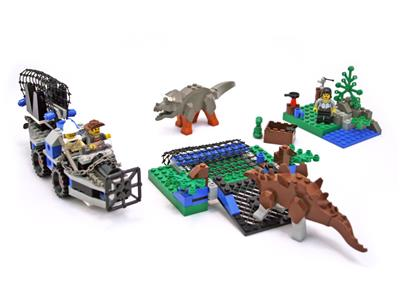 5955 LEGO Adventurers Dino Island All Terrain Trapper