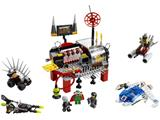 5980 LEGO Space Police Squidman's Pitstop