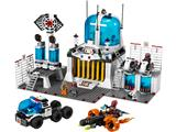 5985 LEGO Space Police Space Police Central