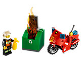 60000 LEGO City Fire Motorcycle