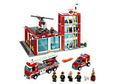 60004 LEGO City Fire Station