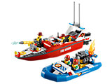 60005 LEGO City Fire Boat