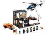 60009 LEGO City Police Helicopter Arrest