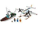 60015 LEGO City Coast Guard Plane