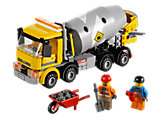 60018 LEGO City Traffic Cement Mixer
