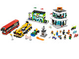 60026 LEGO City Traffic Town Square