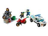 60042 LEGO City High Speed Police Chase