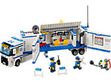 60044 LEGO City Mobile Police Unit