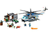 60046 LEGO City Police Helicopter Surveillance
