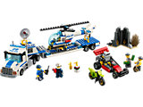 60049 LEGO City Police Helicopter Transporter