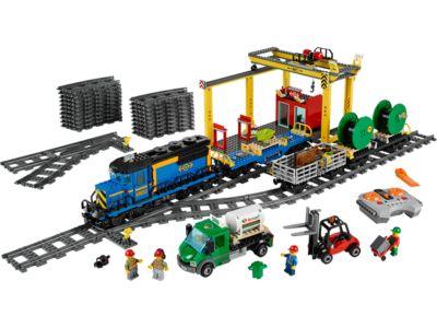 New MISB 60052 LEGO City Cargo Train