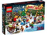 60063 LEGO City Advent Calendar