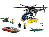 60067 LEGO City Swamp Police Helicopter Pursuit