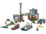 60069 LEGO City Swamp Police Station