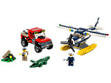 60070 LEGO City Swamp Police Water Plane Chase