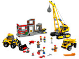 60076 LEGO City Construction Demolition Site