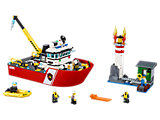 60109 LEGO City Fire Boat