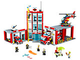 60110 LEGO City Fire Station