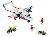 60116 LEGO City Ambulance Plane