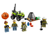 60120 LEGO City Volcano Starter Set