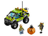 60121 LEGO City Volcano Exploration Truck