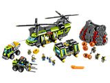 60125 LEGO City Volcano Heavy-Lift Helicopter