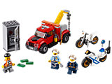 60137 LEGO City Police Tow Truck Trouble