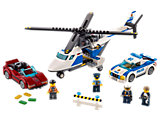 60138 LEGO City Police High-speed Chase